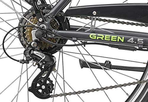 Green Fahrrader Test
